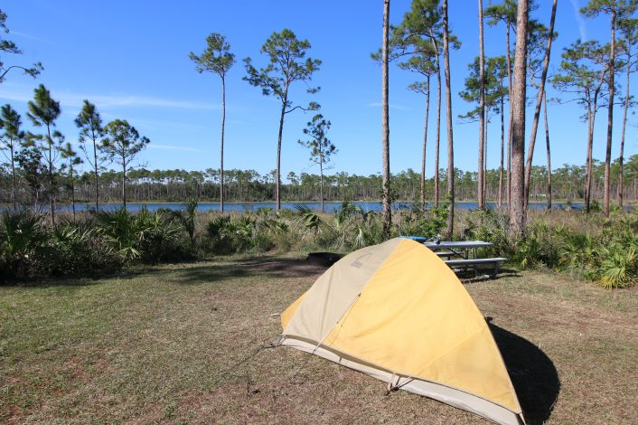 linguine key campground