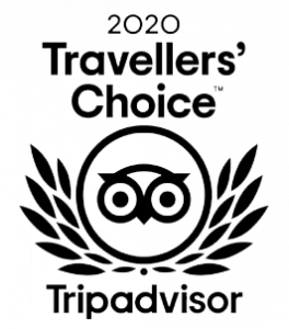 Tripadvisor Travelers Choice 2020 Certificate